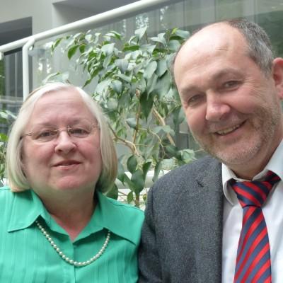 Christiane und Konrad Schulze